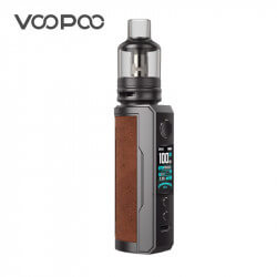 Kit Pod Drag X Plus Voopoo Marron