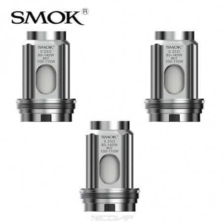 Pack 3 résistances TFV18 Smok
