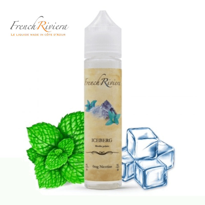 Iceberg Menthe Polaire French Riviera 50 ml