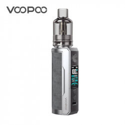 Kit Pod Drag X Plus Voopoo Smoky Grey
