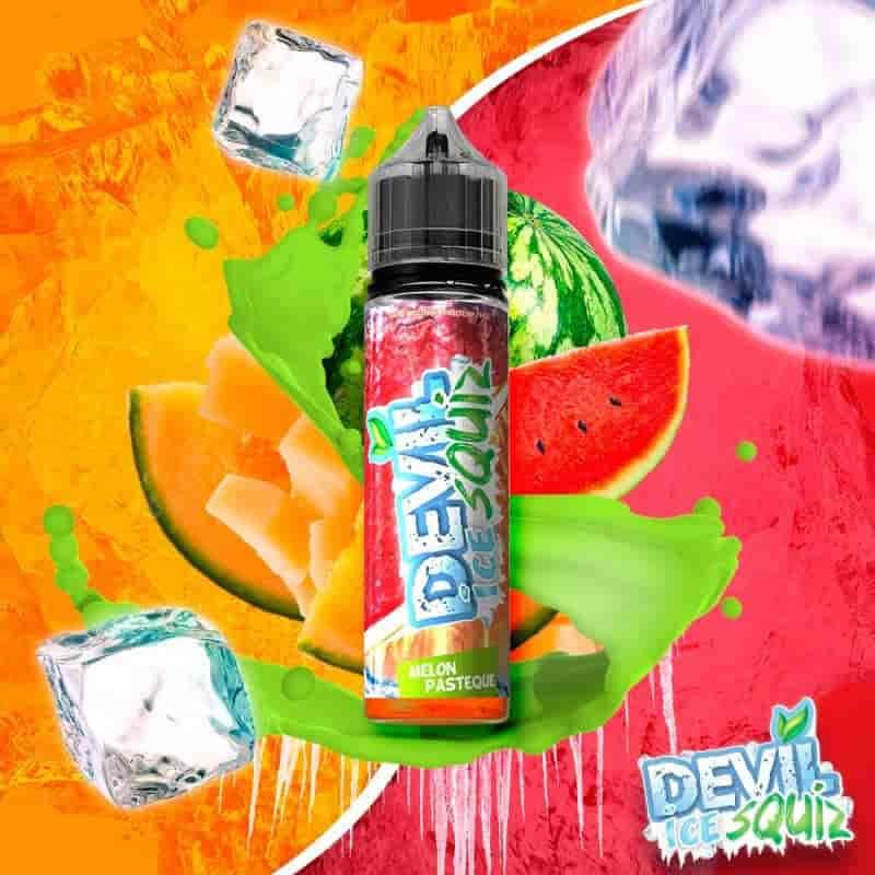 Melon Pastèque Devil ICE...