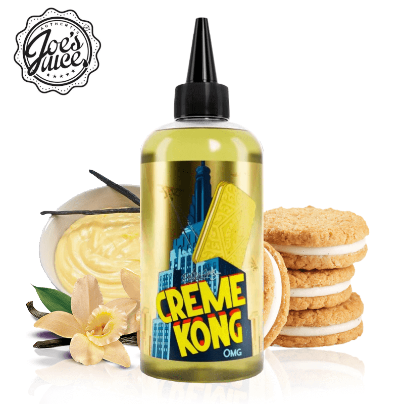 Creme Kong Joe's Juice 200 ml