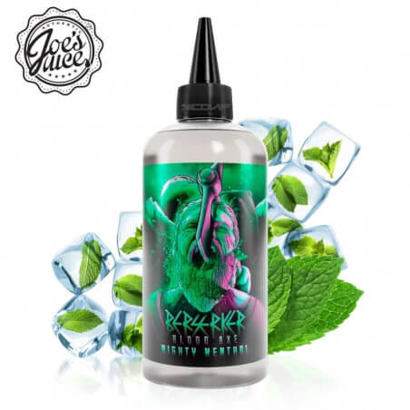 Mighty Menthol Berserker Joe's Juice 200 ml