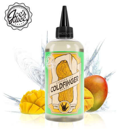 Mango Subzero Ice Cold Finger Joe's Juice 200 ml