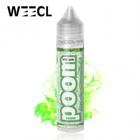 Poom Super Skunk CBD WEECL 50 ml
