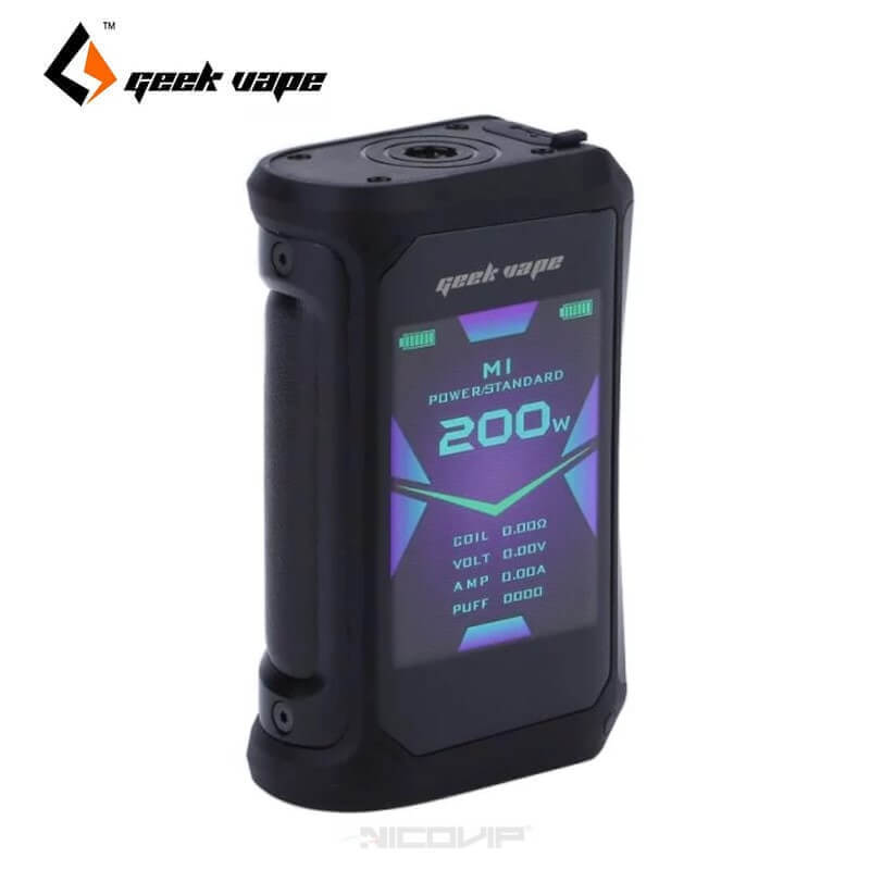 Box Aegis X 200W Geek Vape Stealth Black