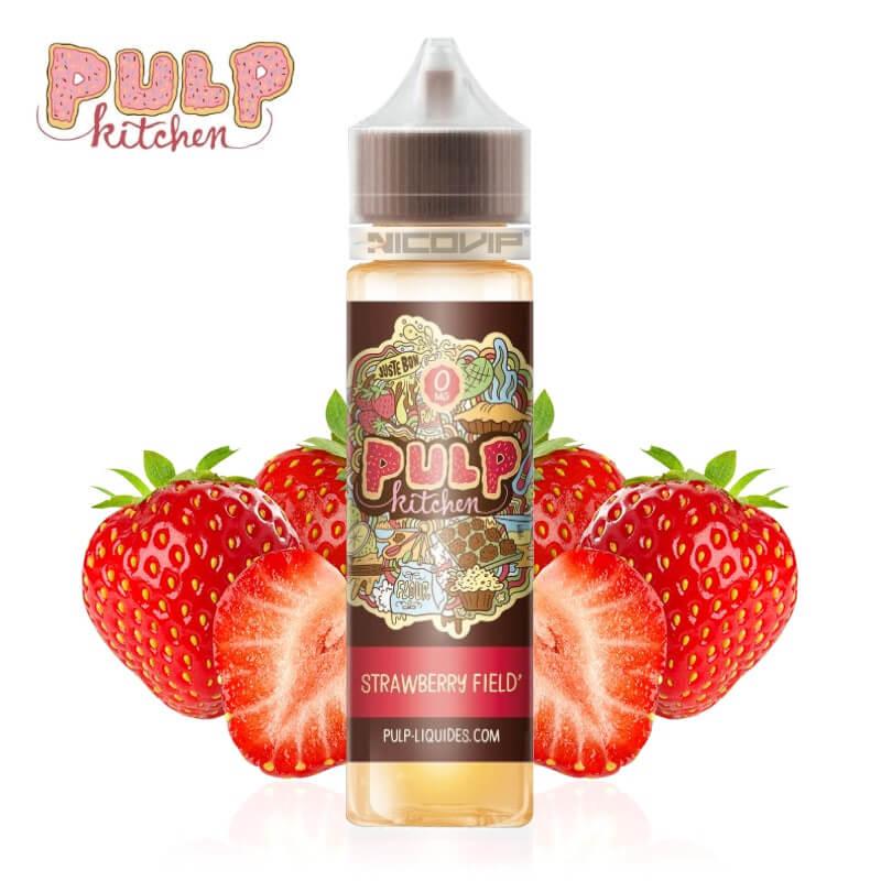 Strawberry Field Pulp Kitchen 50 ml