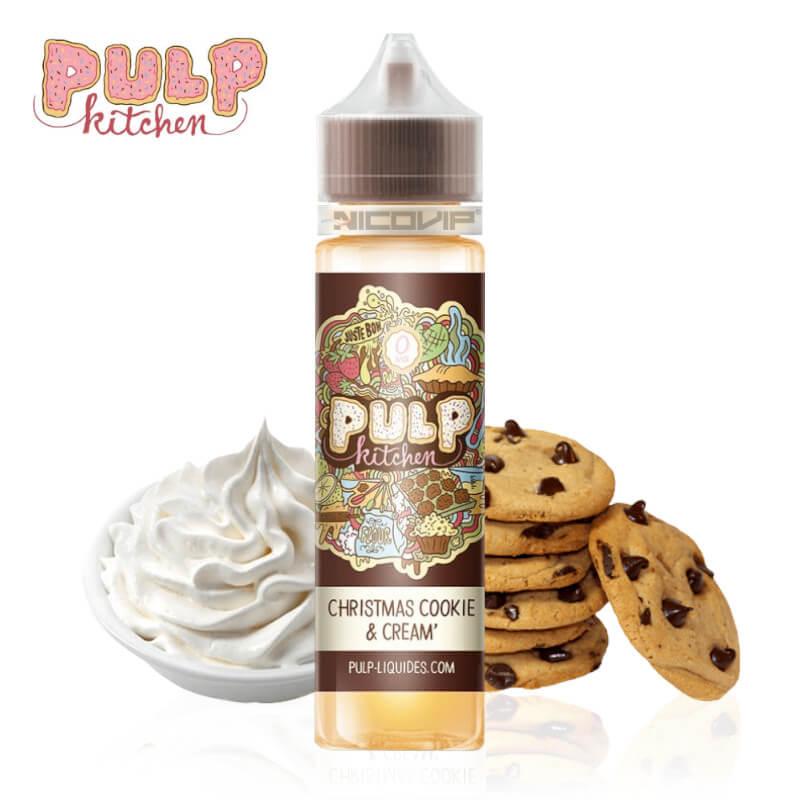 Christmas Cookie & Cream Pulp Kitchen 50 ml