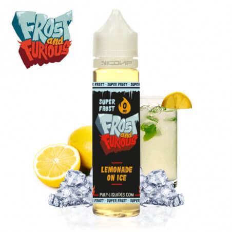 Lemonade On Ice Super Frost Pulp 50 ml