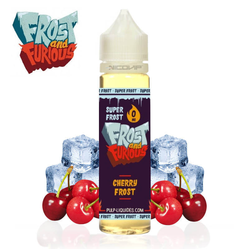 Cherry Frost Super Frost Pulp 50 ml