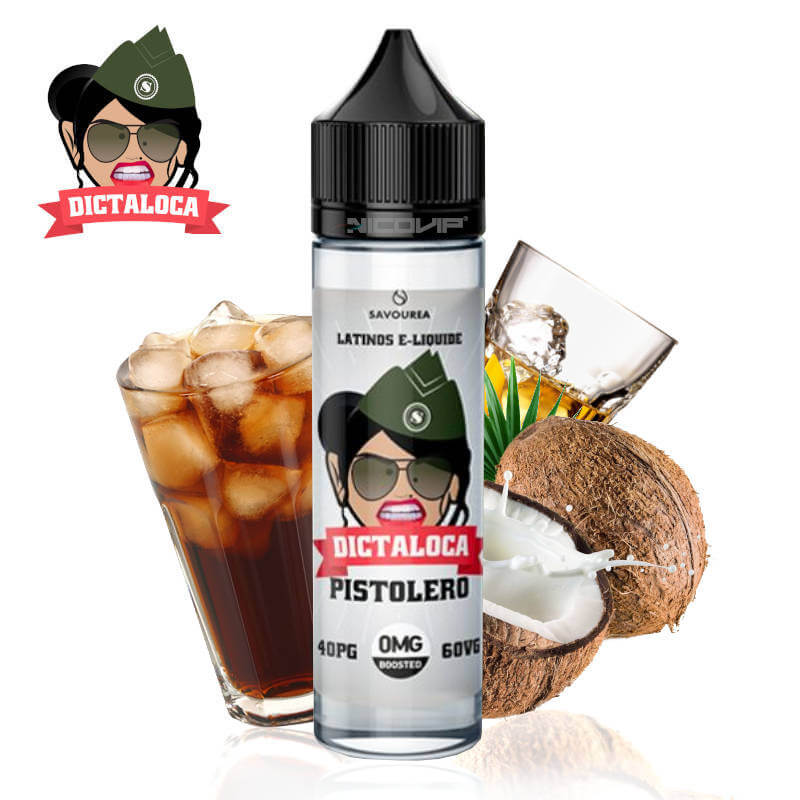 Pistolero Dictaloca 50ml