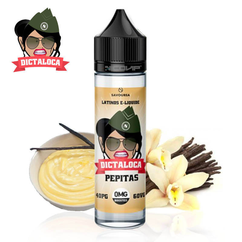 Pepitas Dictaloca 50ml