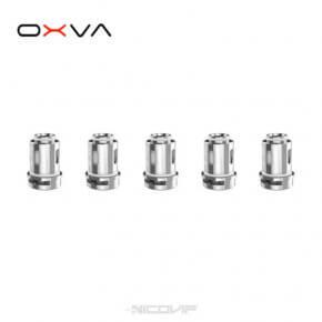 Pack 5 résistances Unicoil Origin X Oxva 1.0 ohm
