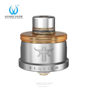 Dripper Requiem RDA 22 mm Vandy Vape SS
