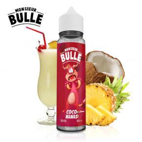Coco Nanas Monsieur Bulle 50 ml