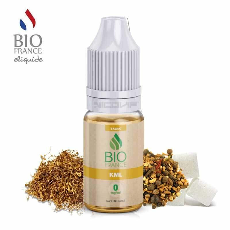 KML Bio France E-liquide