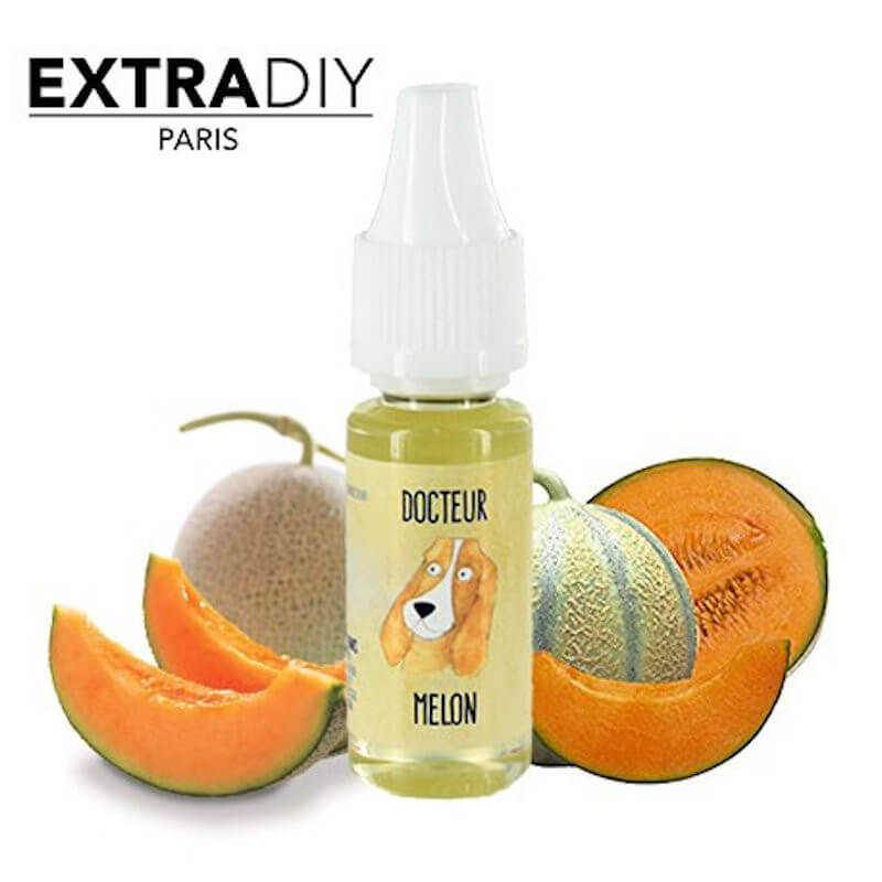Arôme Docteur Melon Red ExtraDIY
