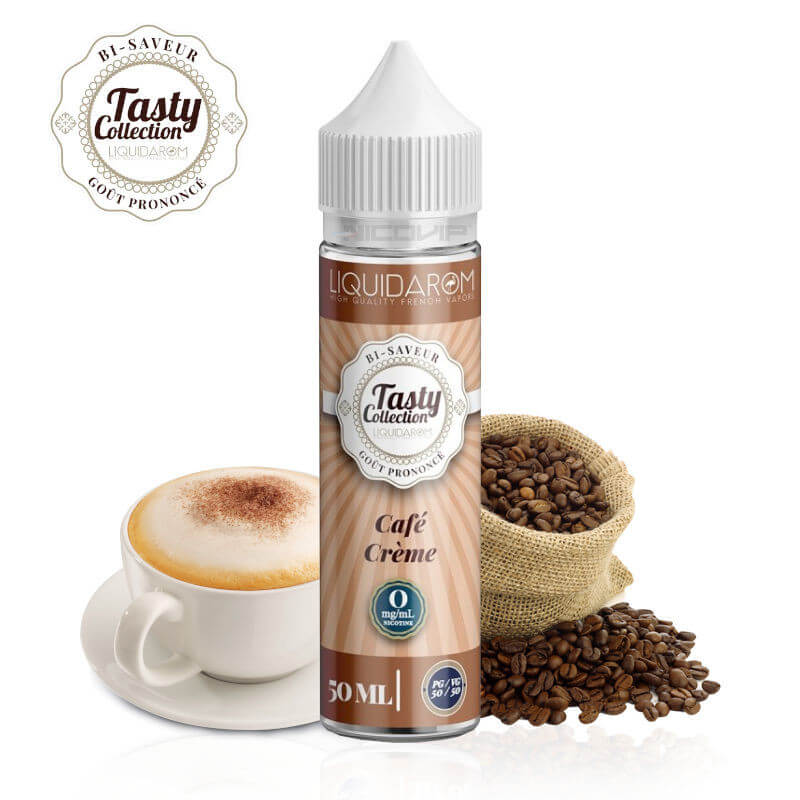 Café Crème Tasty Collection 50 ml