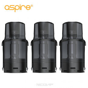 Pack 3 Cartouches Pod Oby 2 ml Aspire