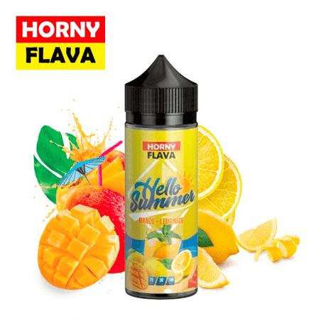 Mango Lemonade Hello Summer Horny Flave 100ml