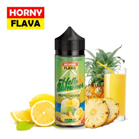 Pineapple Lemonade Hello Summer Horny Flava 100ml