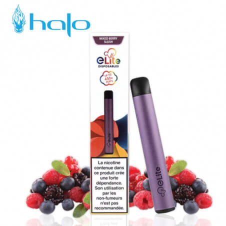 Pod eLite 350 mAh Mixed Berry Slush Halo