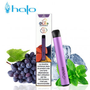 Pod eLite 350 mAh Icy Grape Halo