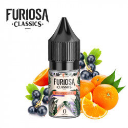 Orange Cassis Furiosa Classics Vape 47 10ml