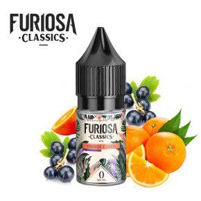 Orange Cassis Furiosa Classics Vape 47 10ml