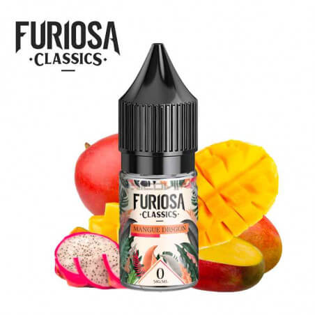 Mangue Dragon Furiosa Classics Vape 47 10ml