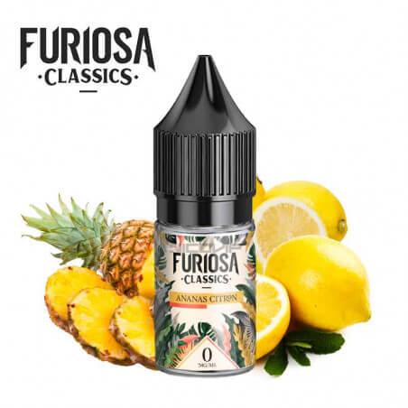 Ananas Citron Furiosa Classics Vape 47 10ml
