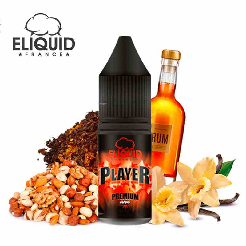 Le Player Eliquid France 10ml