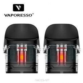 Pack 2 cartouches Luxe Q Vaporesso