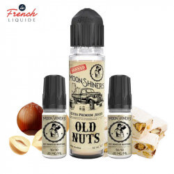 Old Nuts Moon Shiners Easy2Shake Le French Liquide 50ml 6 mg