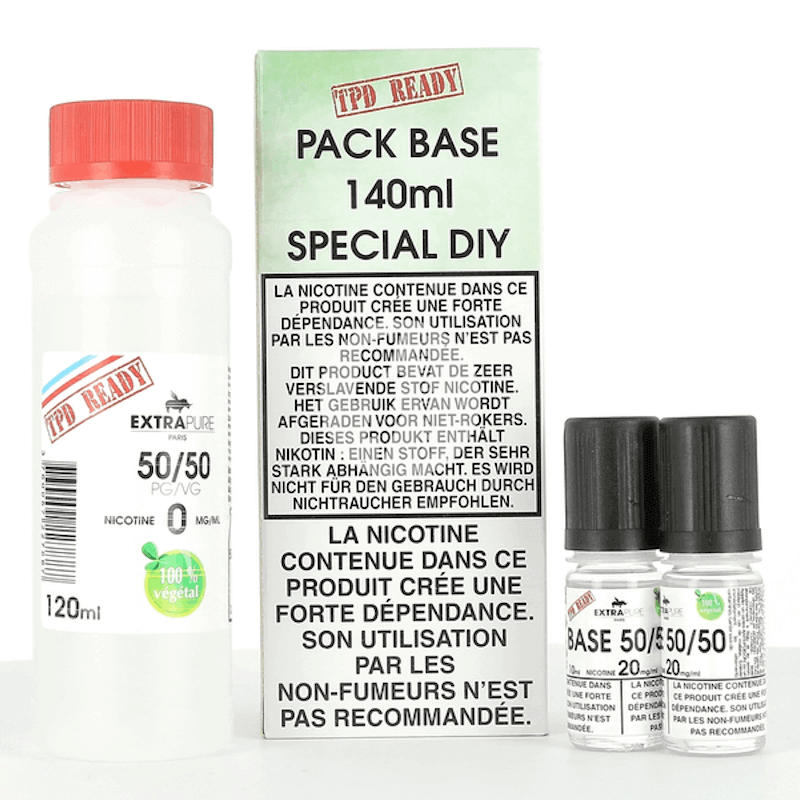 Pack DIY 70/30 Extrapure