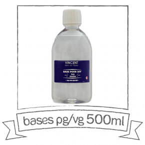 Base 500ml 50/50 VDLV