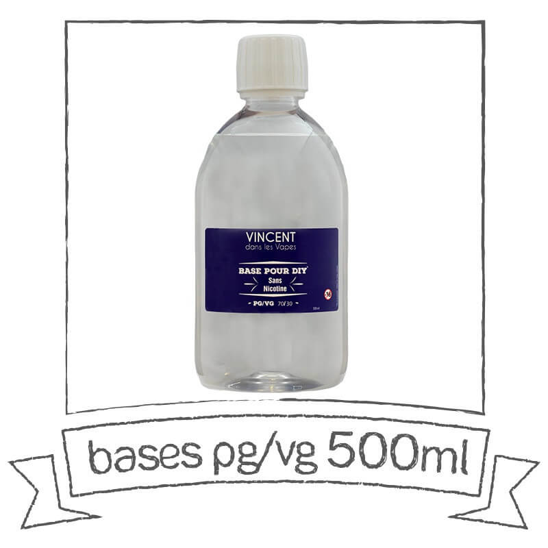 copy of Base 500ml 70/30 VDLV