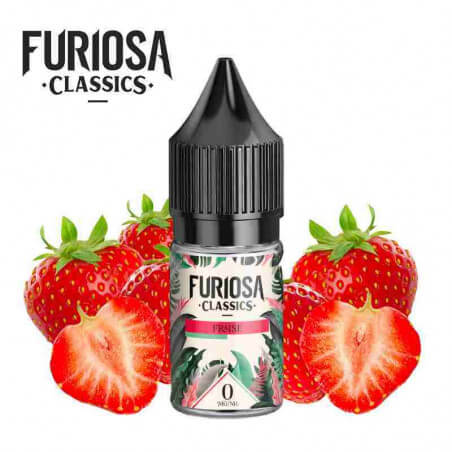 Fraise Furiosa Classics Vape 47 10ml
