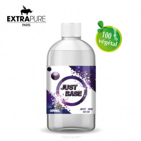 Just Base 500ml 50/50 Extrapure