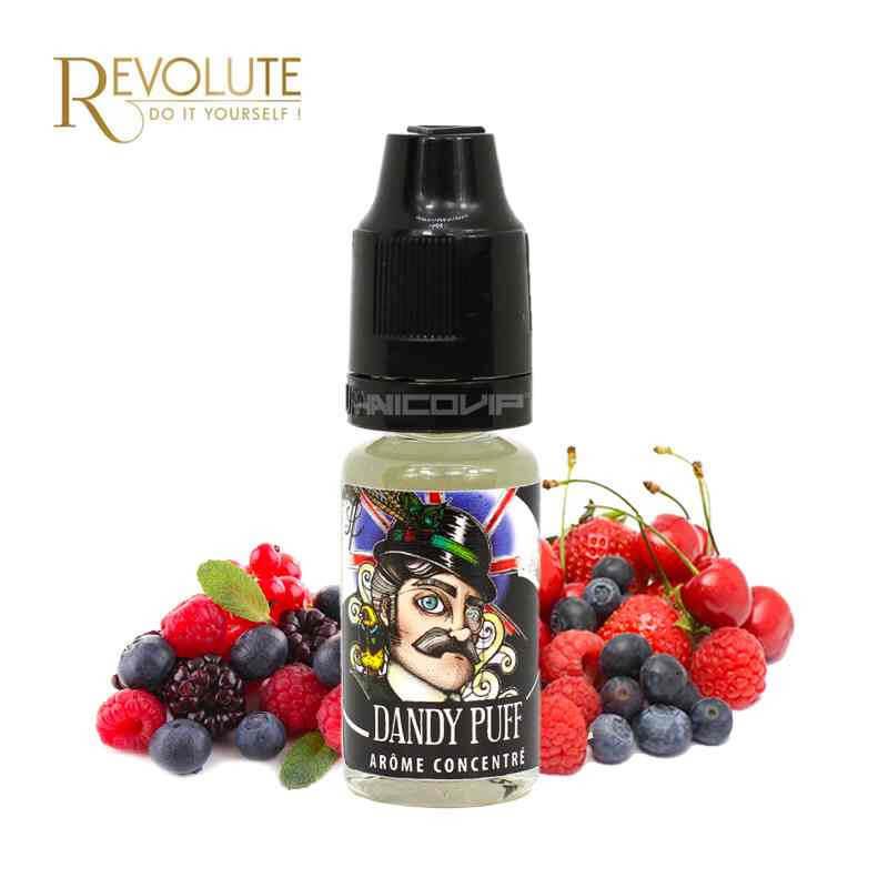 Arôme Dandy Puff High-End Revolute 10ml