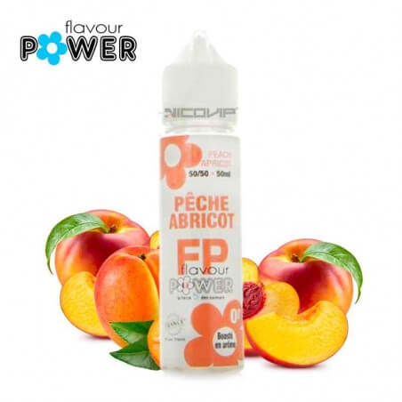 Pêche abricot Flavour Power 50ml