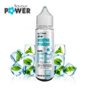 Menthe Fraîche Flavour Power 50ml
