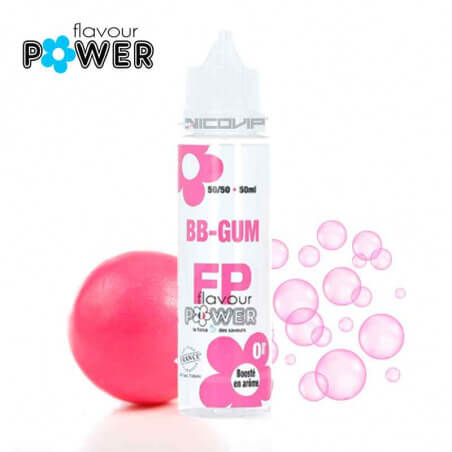 Bubble-gum Flavour Power 50ml