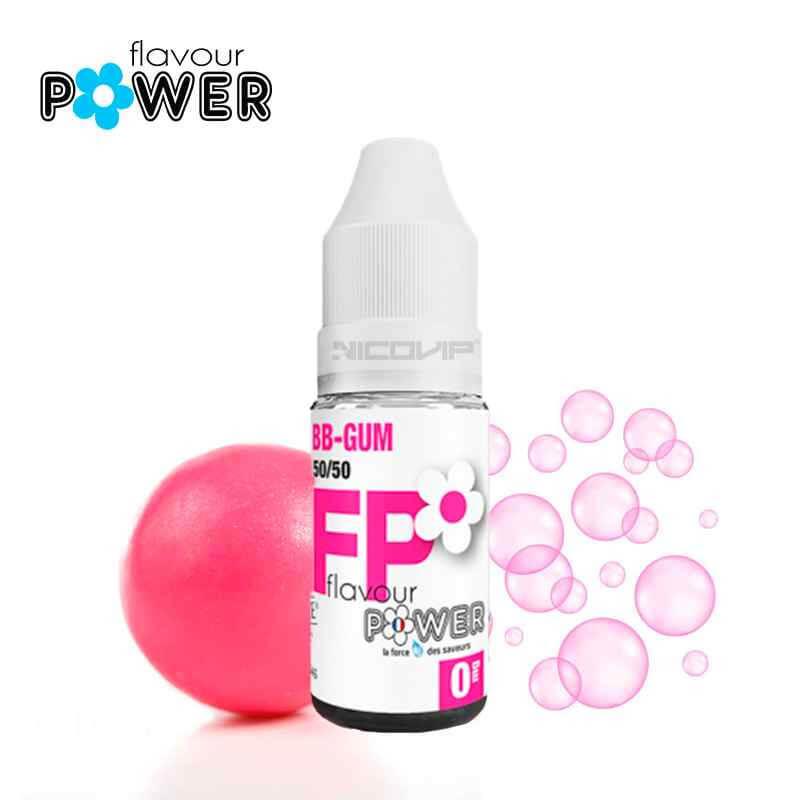 Bubble-gum Flavour Power 10ml
