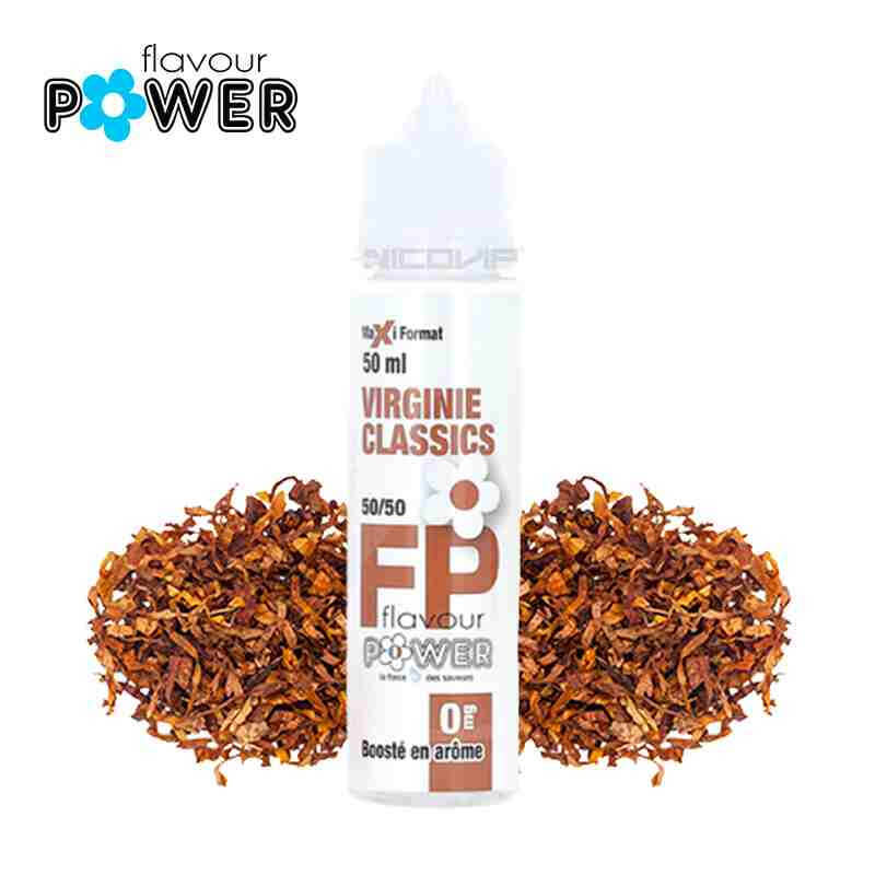Virginie Classics Flavour Power 50ml