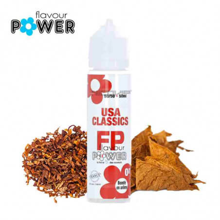 USA Classics Flavour Power 50ml