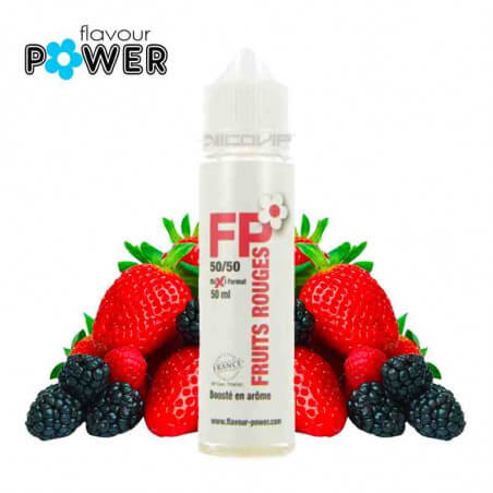 Fruits Rouges Flavour Power 50ml