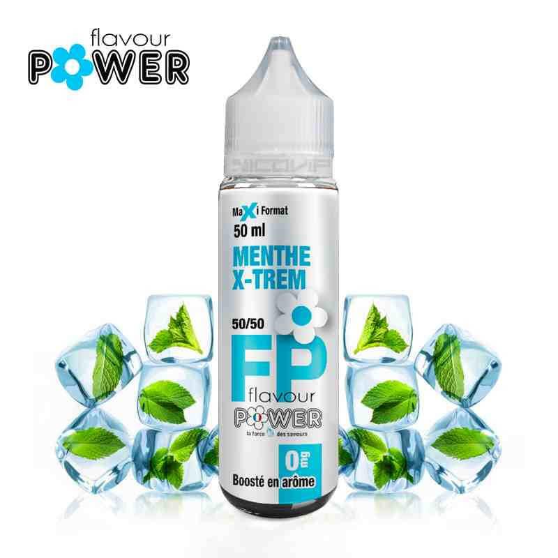 Menthe X-trem Flavour Power 50ml