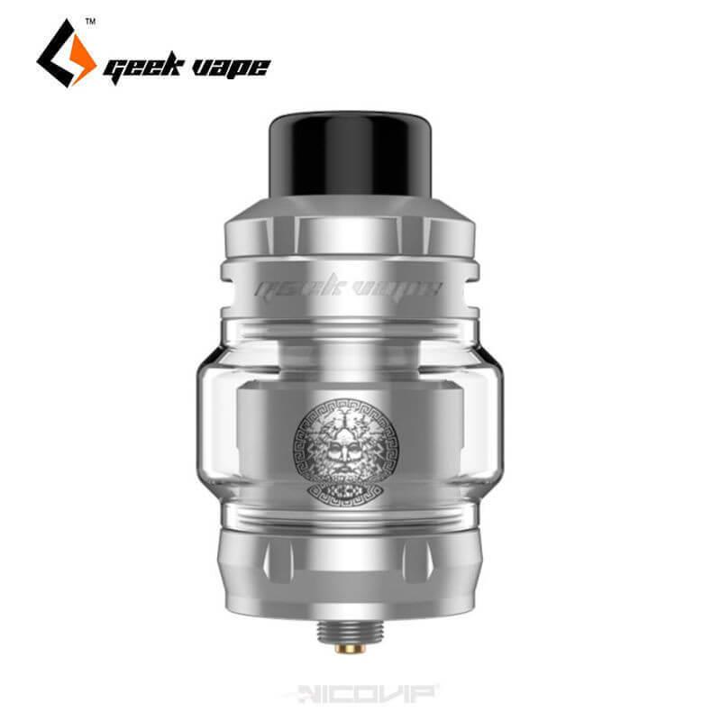 Clearomiseur Z MAX 5ml Geek Vape Silver