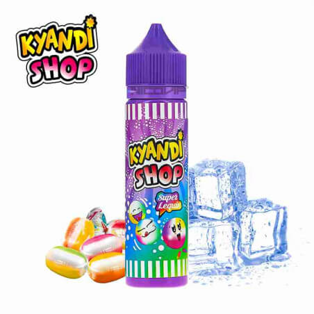 Super Lequin Ice Kyandi Shop 50ml